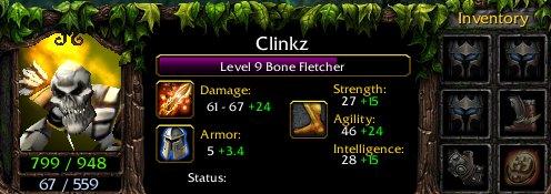 clinkz eastwood the bone fletcher dota hero guide and strategy