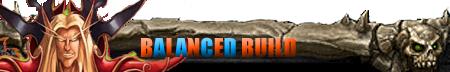 Balanced build