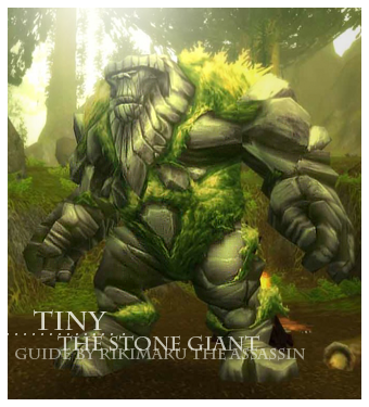 DotA Allstars Tiny The Stone Giant